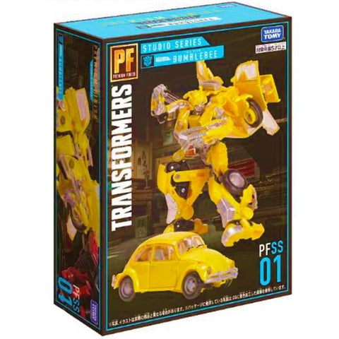 Transformers Premium Finish PF SS 01 Bumblebee - Deluxe Japan