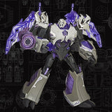 Transformers Prime 10th Anniversary Darkness Hades Megatron Reissue robot toy promo