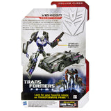Transformers Prime Robots In Disguise Deluxe 008 Vehicon Snap-on Blast Cannon Box Package Back