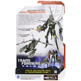Transformers Prime Airachnid Deluxe Robots in Disguise Deluxe Box Package Back