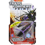 Transformers Prime Airachnid Deluxe Robots in Disguise Deluxe Box Package Front