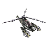 Transformers Prime Airachnid Deluxe Robots in Diguise Deluxe Helicopter Toy Promo