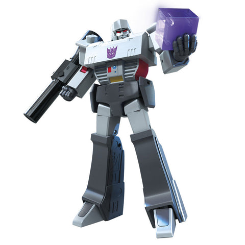 Transformers R.E.D. Series G1 Megatron 6-inch Action figure toy energon cube Render