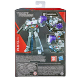 Transformers R.E.D. Series G1 Megatron 6-inch box package back