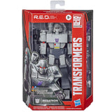 Transformers R.E.D. Series G1 Megatron 6-inch box package front