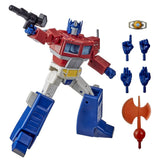 Transformers R.E.D. Series G1 Optimus Prime 6-inch action figure accessories