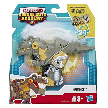 Transformers: Rescue Bots Academy Grimlock Rescan Series Box Package