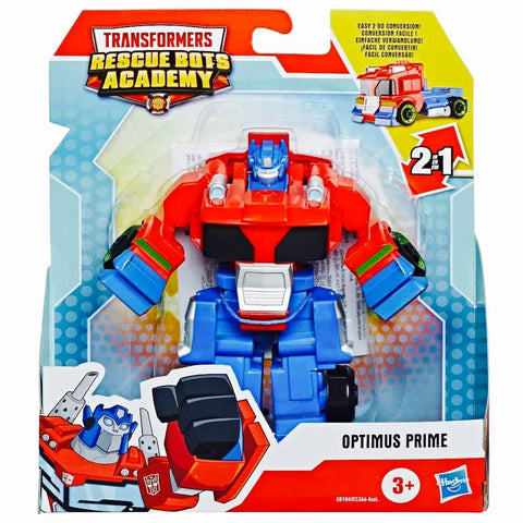 Transformers Rescue Bots Academy Optimus Prime - Rescan Series