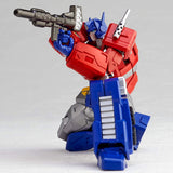 Transformers Revoltech 014 Optimus Prime Toy aim