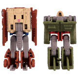 Transformers War For Cybertron Siege WFC-S5 Autobot Topshot Flak Micromaster Battle Patrol Robot Back