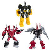 Transformers Generations War for Cybertron Powerdasher 3 Figure Bundle