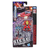 Transformers War For Cybertron Siege WFC-S4 Autobot Roadhandler Swindler Micromaster Race Car Patrol Package