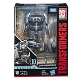 Transformers Studio Series 10 Deluxe Autobot Jazz MISB Box Package