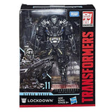 Transformers Movie Studio Series 11 Deluxe Lockdown MISB Packaging box