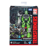 Transformers Studio Series 16 Autobot Ratchet Deluxe DOTM Box Package