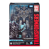 Transformers Studio Series 31 Voyager Battle Damaged Megatron Box Package