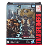 Transformers Studio Series 34 DOTM Megatron Leader CLass toy box package