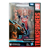 Transformers Movie Studio Series 37 Constructicon Rampage Red Box Package