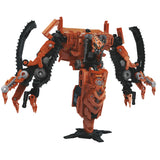 Transformers Movie Studio Series 37 Constructicon Rampage Red Robot Render