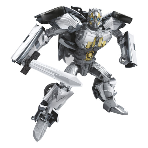 Transformers Movie Studio Series 39 Deluxe Cogman The Last Knight Robot Render