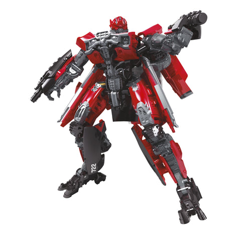 Transformers Movie Studio Series 40 Deluxe Class Decepticon Shatter robot render