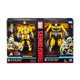 Transformers Studio Series 24 & 25 Then and Now Deluxe movie Bumblebee two pack box