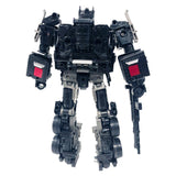 Aoyi Mech H6001-4B Deformation KO knockoff studio series nemesis black robot toy back side China