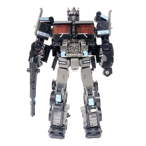 Aoyi Mech H6001-4B Deformation KO knockoff studio series nemesis black robot toy China