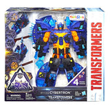 Transformers The Last Knight Toys R Us Exclusive Supreme Class Cybertron Primus Packaging Box