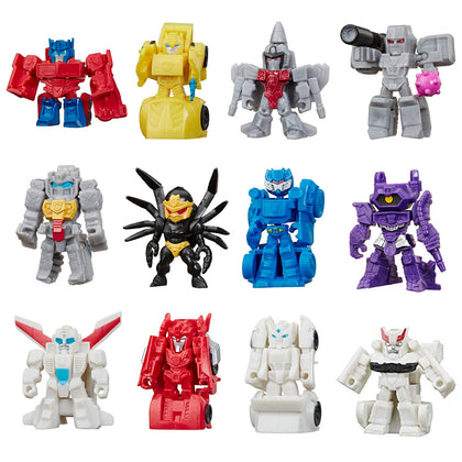 Transformers Cyberverse Tiny Turbo Changers Series 1 - Complete set of 12
