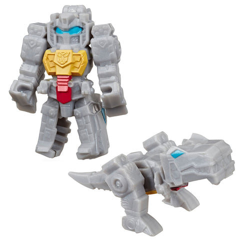 Transformers Tiny Turbo Changers Cyberverse Series 1 Grimlock Dinobot Toy