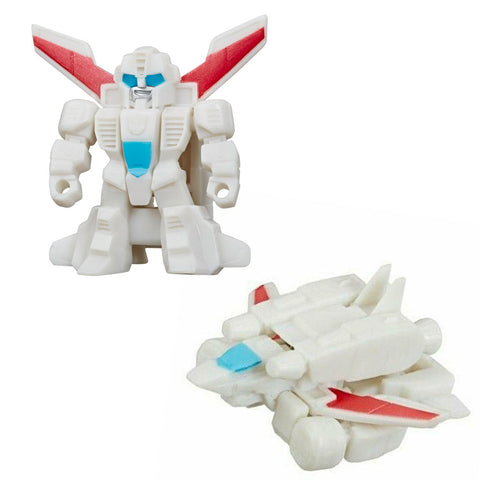 Transformers Tiny Turbo Changers Cyberverse Series 1 Jetfire Jet Plane Toy
