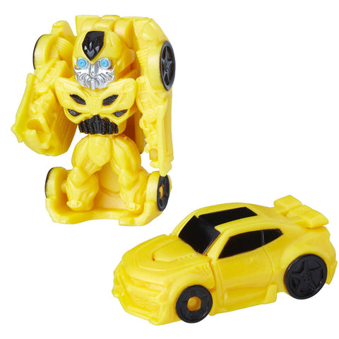 Transformers Tiny Turbo Changers The Last Knight Series I Bumblebee movie toy