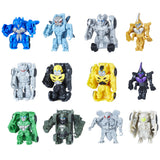 Transformers Tiny Turbo Changers The Last Knight Series I Complete set of 12 Toys