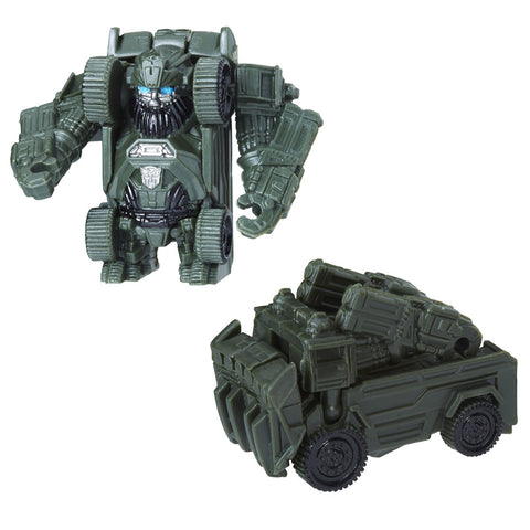 Transformers Tiny Turbo Changers The Last Knight Series I Autobot Hound Toy