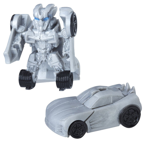 Transformers Tiny Turbo Changers The Last Knight Series I Sideswipe ROTF movie toy
