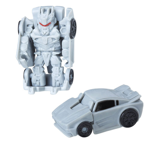 Transformers Tiny Turbo Changers The Last Knight Series I Soundwave movie toy