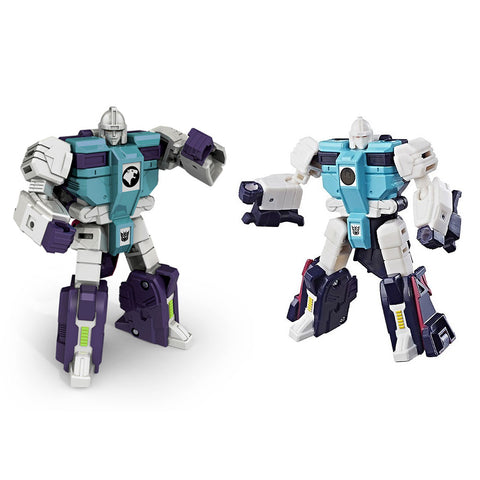 Transformers Titans Return Decepticon Clones Pounce Wingspan Robot Modes