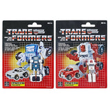 Transformers G1 Vintage Reissue Swerve & Tailgate Package box