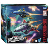 Transformers War for Cybertron Earthrise WFC-E27 Elite Hunters Conehead Ramjet Dirge Box Package Front