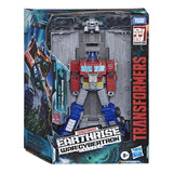 Transformers Earthrise WFC-E11 Leader Optimus Prime Box Package Front