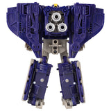 Transformers War for Cybertron: Earthrise WFC-E12 Astrotrain Leader Robot toy back