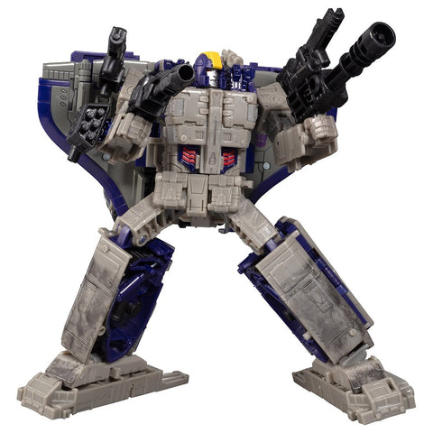 Transformers War for Cybertron: Earthrise WFC-E12 Astrotrain Leader Robot TOy