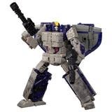 Transformers War for Cybertron: Earthrise WFC-E12 Astrotrain Leader Robot