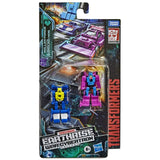 Transformers Earthrise WFC-E15 Micromaster Race Track Patrol Ground Hog Roller Force Box Package Front