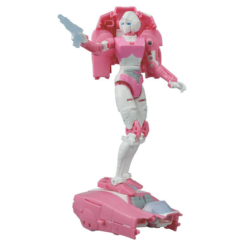Transformers War for Cybertron WFC-E17 Deluxe Arcee Robot Toy
