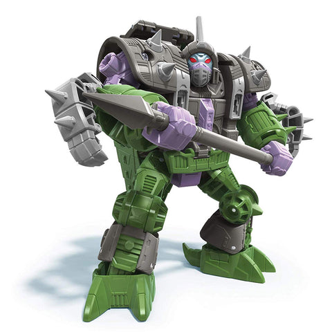 Transformers War for Cybertron WFC-19 Deluxe Quintesson Allicon Robot Render
