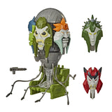 Transformers War for Cybertron Earthrise WFC-E22 Voyager Quintesson Judge Robot Toy Accessories