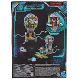 Transformers War for Cybertron Earthrise WFC-E22 Voyager Quintesson Judge Box Package Back