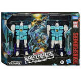 Transformers War For Cybertron Earthrise WFC-E30 Cybertronian Villains Pounce Wingspan Clone 2-pack Box Package Front Target